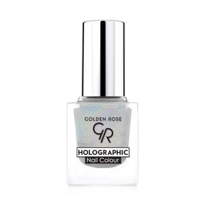 Golden Rose - GR HOLOGRAPHIC NAIL COLOUR
