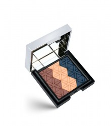 Trio Eyeshadow Wet and Dry - Islak Kuru Kulanımlı 3lü Far Paleti - Thumbnail