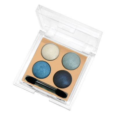Golden Rose - Wet And Dry Eyeshadow - Islak Kuru 4lü Far Paleti