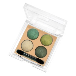 Wet And Dry Eyeshadow - Islak Kuru 4lü Far Paleti - Thumbnail