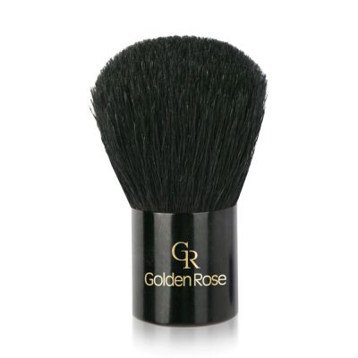 Golden Rose - Kabuki Brush - Pudra Fırçası