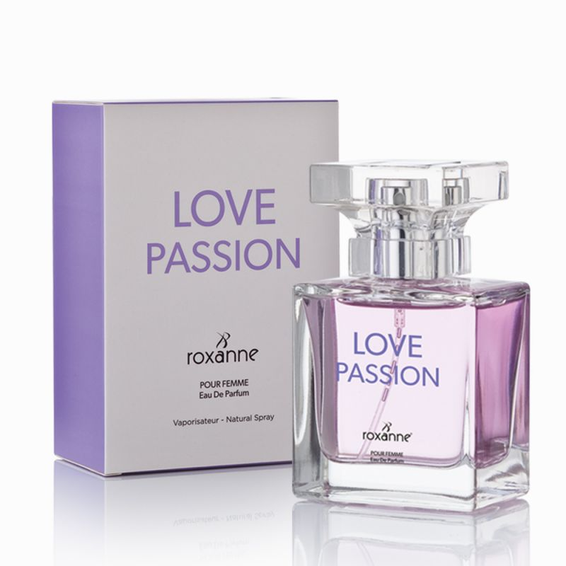 Natural Spray Love Passion 50ml