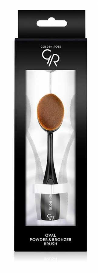 OVAL POWDER&BRONZER BRUSH