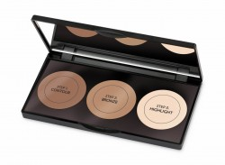 Golden Rose - Contour Powder Kit - 3lü Kontür Kiti
