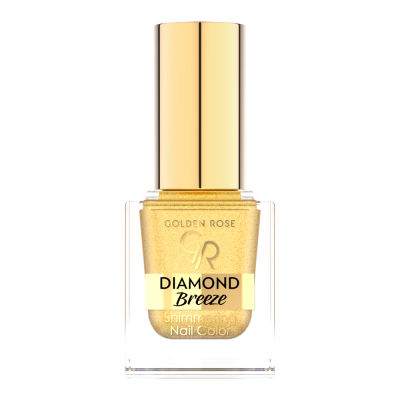 GR Diamond Breeze Shimmering Nail Color - Işıltılı Oje