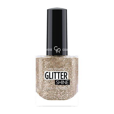 GR Extreme Glitter Shine Nail Lacquer