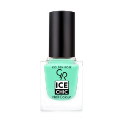 İce Chic Nail Color Oje - Golden Rose Oje - Thumbnail