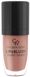 GR Lip & Blush Velvet Touch - Ruj ve Allık - Thumbnail