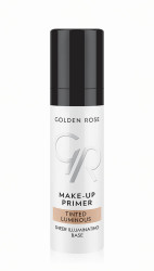 Golden Rose - Make-up Primer Tinted Luminous - Işıltılı Ve Renkli Makyaj Bazı