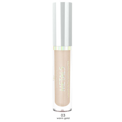 GR Metals Liquid Glow Highlighter - Metalik Likit Aydınlatıcı