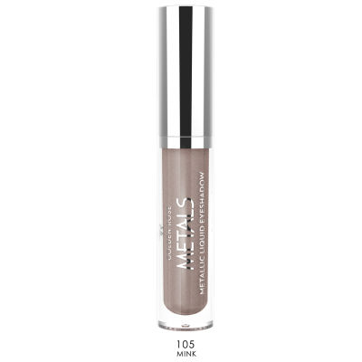 GR Metals Metallic Liquid Eyeshadow - Metalik Likit Far