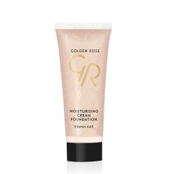 Golden Rose - Moisturising Cream Foundation - Nemlendirici Etkili Krem Fondöten
