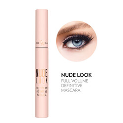 GR Nude Look Full Volume Definitive Mascara - Maskara - Thumbnail