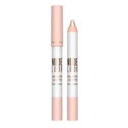 Golden Rose - GR Nude Look Highlighting Glow Pen-Nude Radıance - Işıltılı Aydınlatacı Kalem