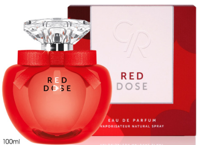 Golden Rose Parfüm Red Dose -100ML