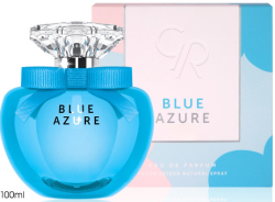 Golden Rose - Golden Rose Parfüm Blue Azur -100ML