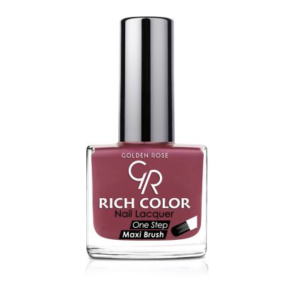 Rich Color Nail Lacquer - Golden Rose Oje