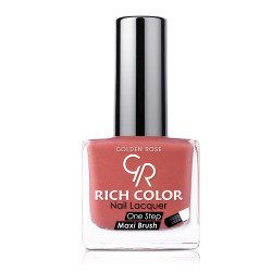 Golden Rose - Rich Color Nail Lacquer - Golden Rose Oje