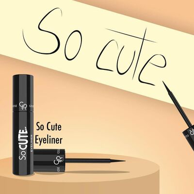 GR So Cute Matte&Deep Black Mini Eyeliner
