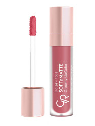 Golden Rose - GR Soft&Matte Creamy Lipcolor - Likit Mat Ruj