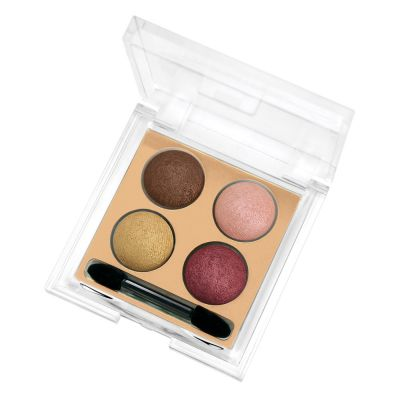 Wet And Dry Eyeshadow - Islak Kuru 4lü Far Paleti