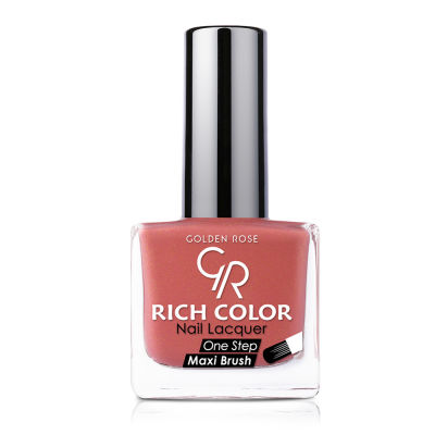 Rich Color Nail Lacquer - Golden Rose Oje - Outlet